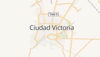 Mapa online de Ciudad Victoria para viajantes