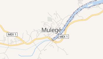 Mapa online de Mulegé para viajantes