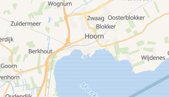 Mapa online de Hoorn para viajantes
