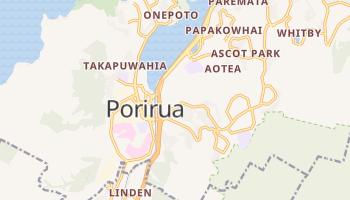 Mapa online de Porirua para viajantes