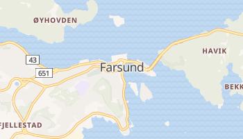 Mapa online de Farsund para viajantes