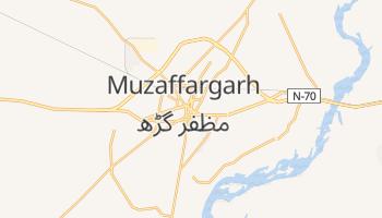 Mapa online de Muzaffargarh para viajantes