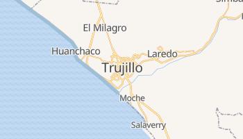 Mapa online de Trujillo para viajantes