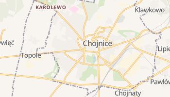 Mapa online de Chojnice para viajantes