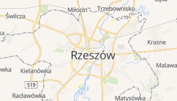 Mapa online de Rzeszów para viajantes
