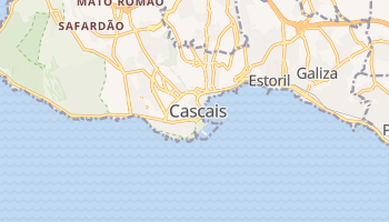 Mapa online de Cascais para viajantes
