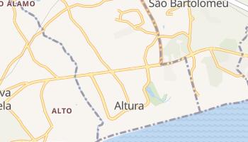 Mapa online de Lagoa para viajantes