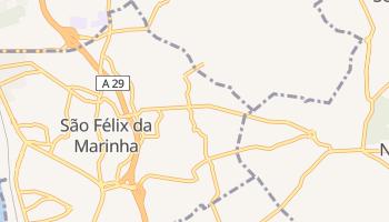 Mapa online de Matosinhos para viajantes