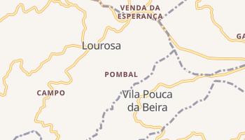 Mapa online de Pombal para viajantes