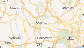 Mapa online de Queluz para viajantes