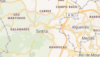 Mapa online de Sintra para viajantes