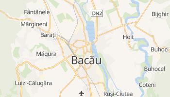 Mapa online de Bacău para viajantes
