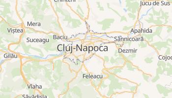 Mapa online de Cluj-Napoca para viajantes