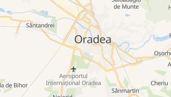Mapa online de Oradea para viajantes