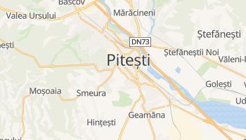 Mapa online de Piteşti para viajantes