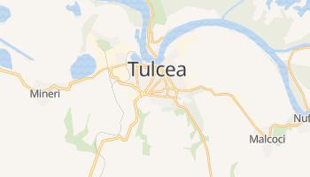 Mapa online de Tulcea para viajantes