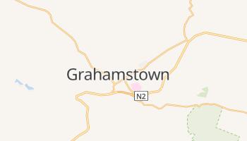 Mapa online de Grahamstown para viajantes