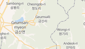 Mapa online de Anyang para viajantes