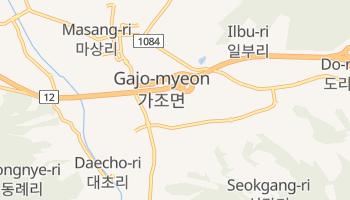 Mapa online de Busan para viajantes