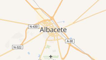 Mapa online de Albacete para viajantes