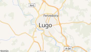Mapa online de Lugo para viajantes
