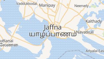Mapa online de Jaffna para viajantes