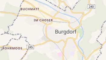 Mapa online de Burgdorf para viajantes