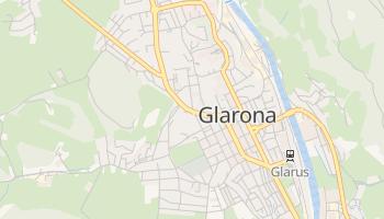 Mapa online de Glarona para viajantes