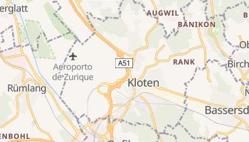 Mapa online de Kloten para viajantes