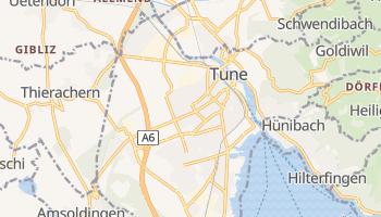 Mapa online de Thun para viajantes