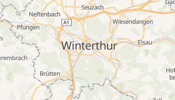 Mapa online de Winterthur para viajantes