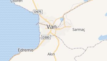 Mapa online de Van para viajantes