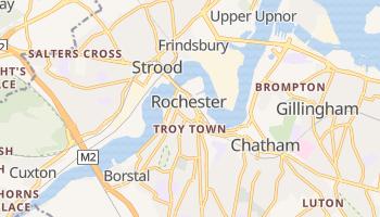 Mapa online de Rochester para viajantes