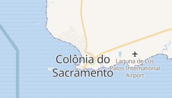 Mapa online de Colónia para viajantes