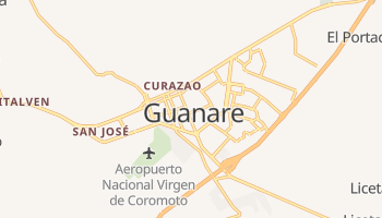 Mapa online de Guanare para viajantes