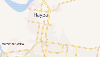Новра - детальная карта