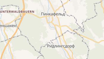 Пинкафельд - детальная карта