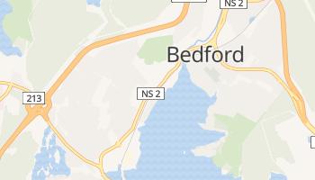 Бедфорд - детальная карта