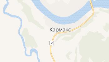 Кармак - детальная карта