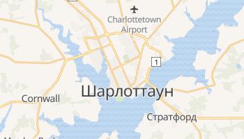 Чарлеттаун - детальная карта