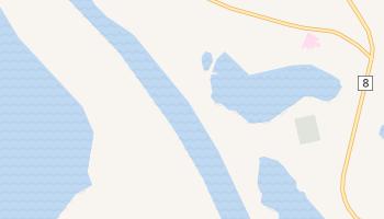 Инувик - детальная карта