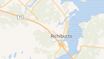 Ришибакто - детальная карта
