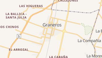 Гранерос - детальная карта