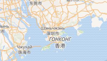 Шэньчжэнь - детальная карта