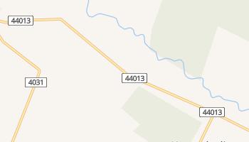 Карловац - детальная карта