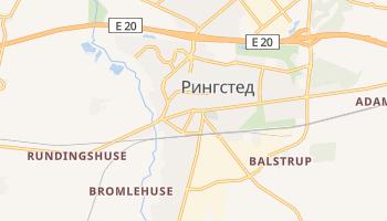 Рингстед - детальная карта
