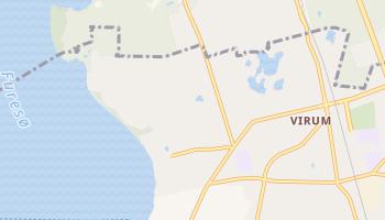 Вирум - детальная карта