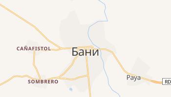 Бан - детальная карта