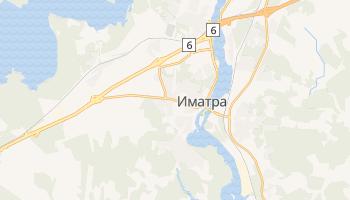 Иматра - детальная карта
