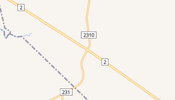 Коувола - детальная карта